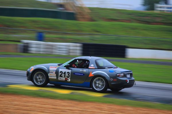 Workman / Tibbett WRL Road Atlanta - Victory and 2nd