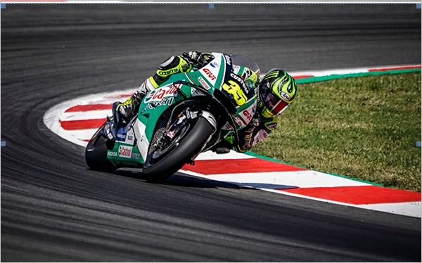 Productive Barcelona test for Cal Crutchlow