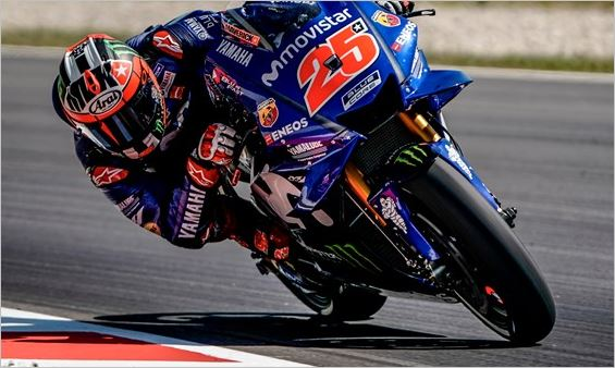 Movistar Yamaha Complete Catalunya MotoGP Test