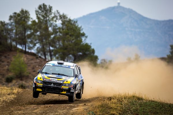 Polykarpou primed for ERC2 glory at home