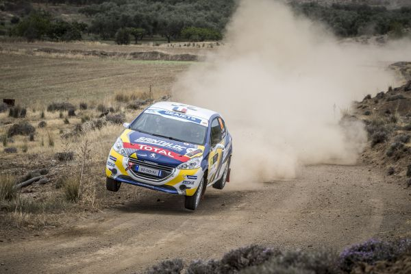 Laurent Pellier sets an example in ERC3 Cyprus cameo
