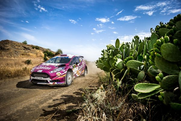 Cyprus Rally standings after stage 12, top15 - Al-Attiyah in lead