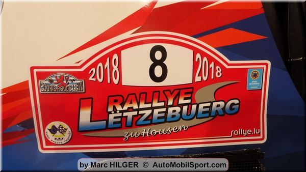 Rallye Luxembourg overall standings after stage 6 Schilling