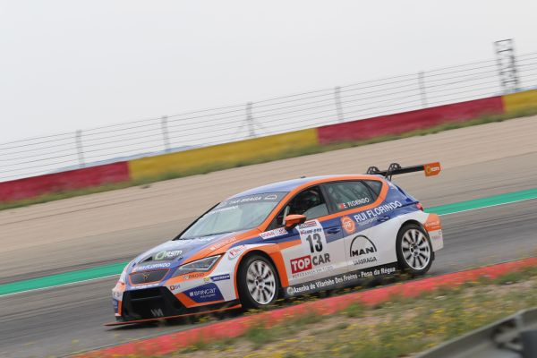 WTCR  Edgar Florindo joins for his home event