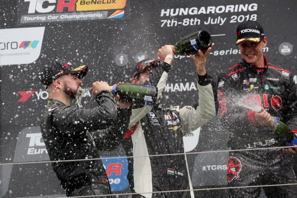 Driver quotes after second TCR Race of Hungary - automobilsport.com