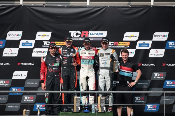 TCR driver quotes after the first race at Spa-Francorchamps