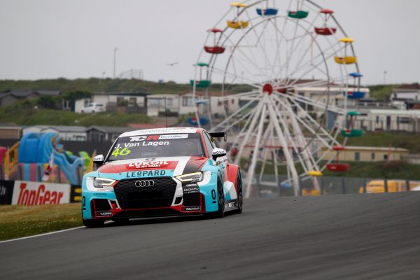 Dutch drivers on TCR pole in both races at Zandvoort