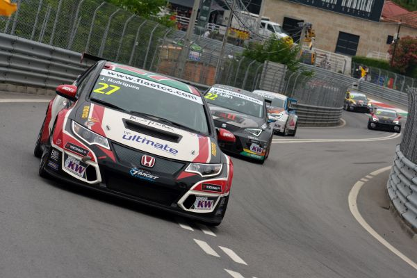 Rodrigues completes WTCR Race of Portugal wildcards