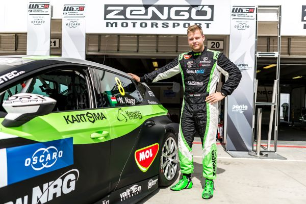 Mol and Zengo Motorsport revive famous partnership in WTCR