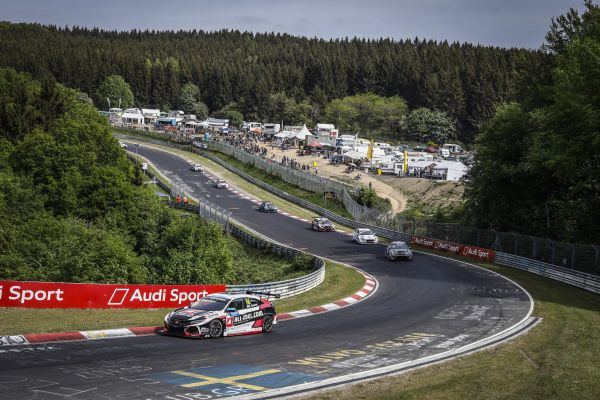 FIA WTCR Race of Germany, Nürburgring race 3 review
