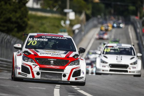 WTCR stars aiming to score in sizzling Slovakia