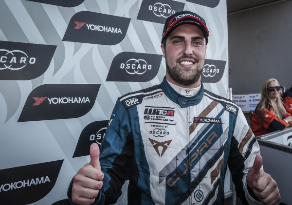 Cupra star Oriolo makes it 10 different winners with first WTCR Oscaro victory
