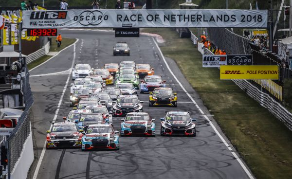 WTCR Oscaro achieves half-season significant fan engagement