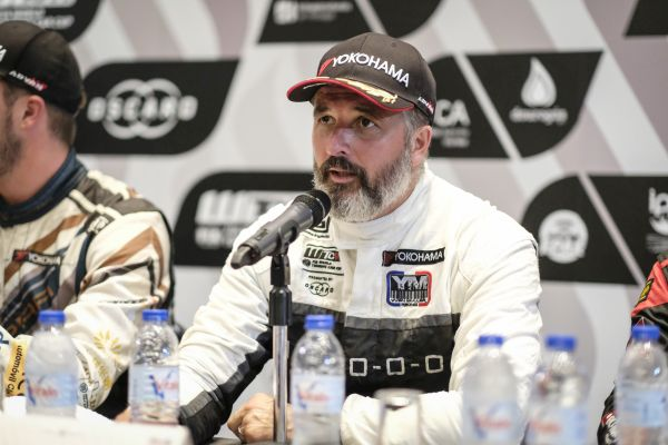 FIA WTCR Vila Real press conference after dramatic race 1