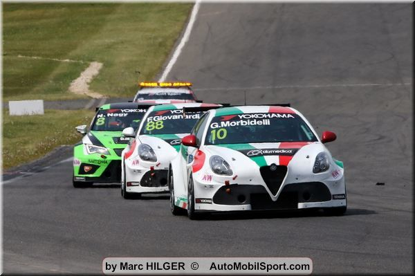 The Alfa Romeo Giulietta TCR by Romeo Ferraris on show all over the world