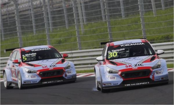 Tarquini beats Michelisz in WTCR to break Hungarian hearts