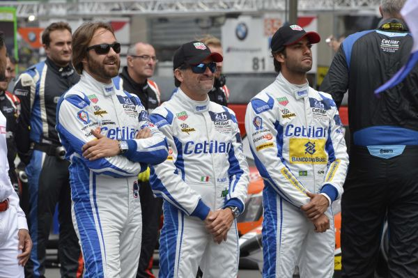 24 Hours of Le Mans Saturday race part 1 by R. Scholer