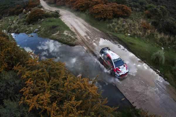 Tänak rivals have no answer in  YPF Rally Argentina
