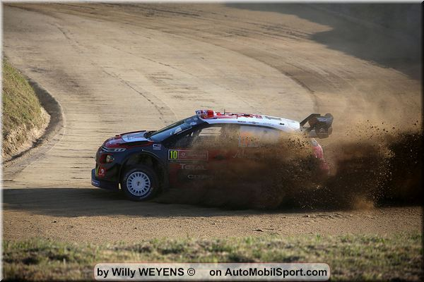 Stage 5 news from Vodafone Portugal Rally