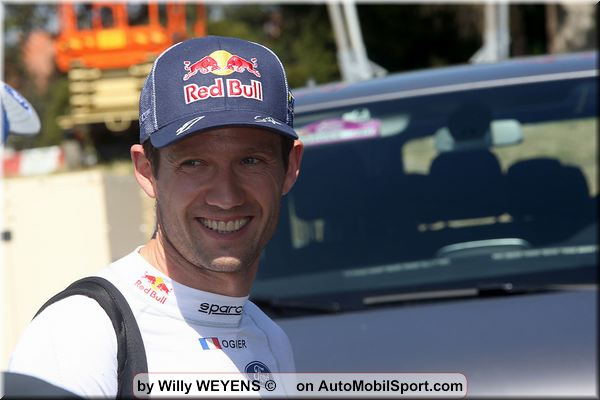 Malcolm Wilson on Ogier's off in Portugal