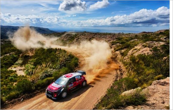 Citroen Total Abu Dhabi WRT already focused on Portugal
