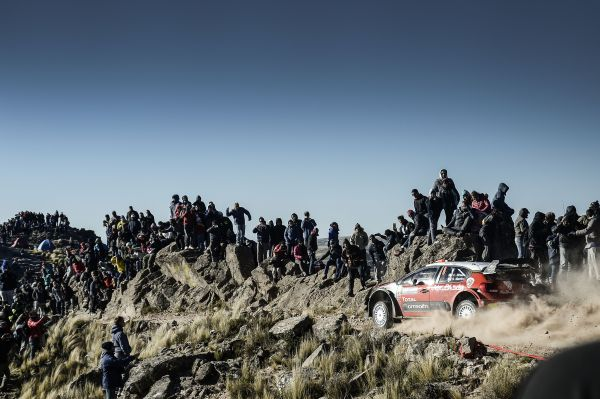 Citroën Total Abu Dhabi WRT heads to Rally Argentina