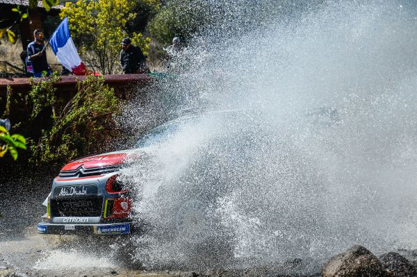 Rally Argentina time schedule 2018