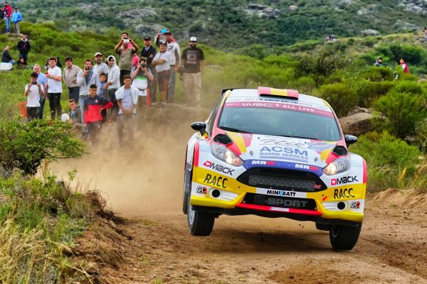 Ford Fiesta R5 driver quotes after Friday stages in Argentina