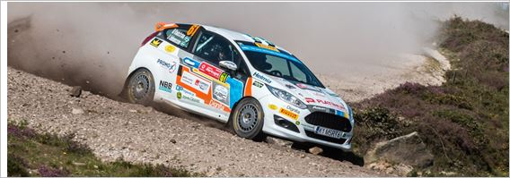 FIA Junior World Rally Championship, Saturday stages in Portugal