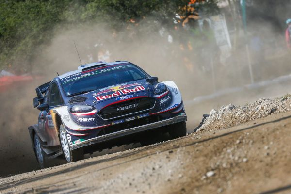 Vital points keep Ogier at head of WRC Championship