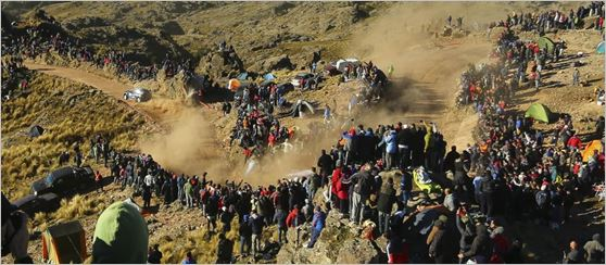 Argentina Rally Stage 2 news, quotes and standings