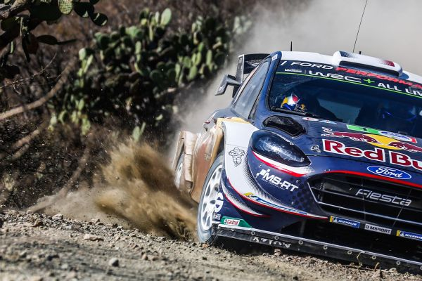 Argentina awaits for M-Sport Ford