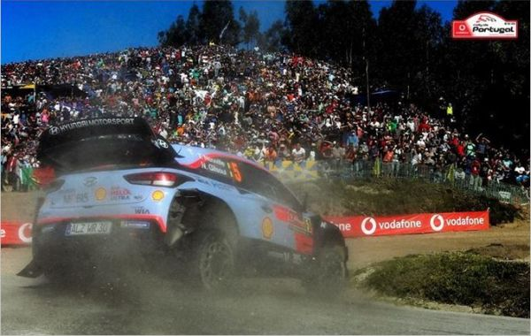 Thierry Neuville seals his first victory in Portugal