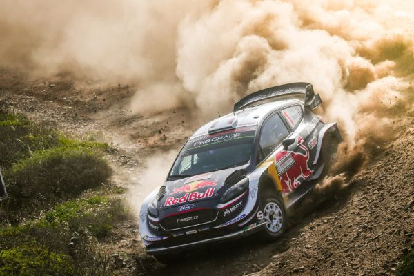 Heartache by a heartbeat - Ogier misses out on Sardinian victory