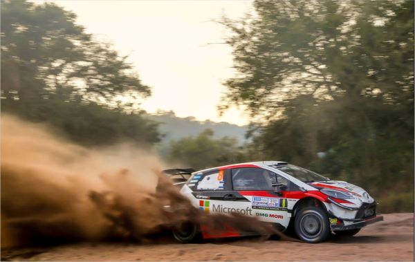Stage 15 in Argentina - notes, quotes and standings
