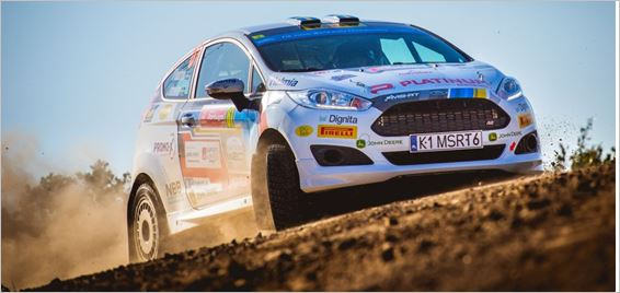 FIA Junior World Rally news from Portugal Rally - Friday