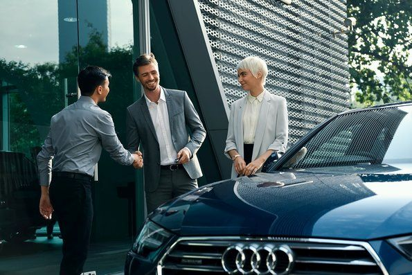 Mobility network expands: Audi on demand launched in the UK