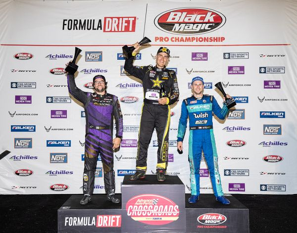 Formula Drift St.Louis results and standings