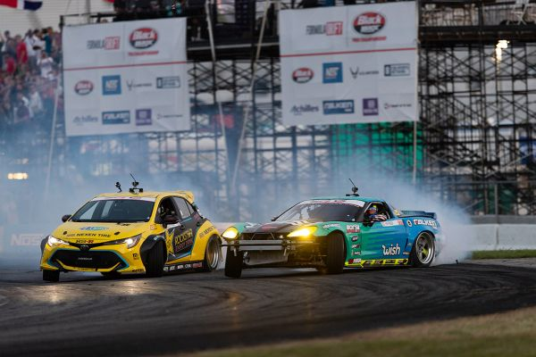 Formula Drift takes the Pro and Pro2 to the new St Louis round
