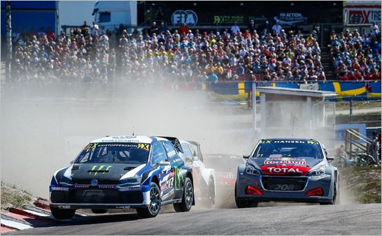 Manufacturers given more time for Electric Rallycross switch