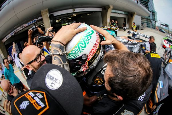 Driver quotes after Lamborghini Super Trofeo Asia race 2  in Shanghai