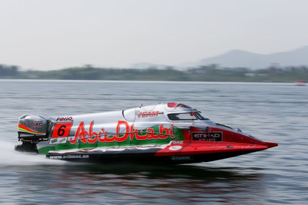 Torrente wins as Team Abu Dhabi secures historic second successive 1-2-3 race finish in China
