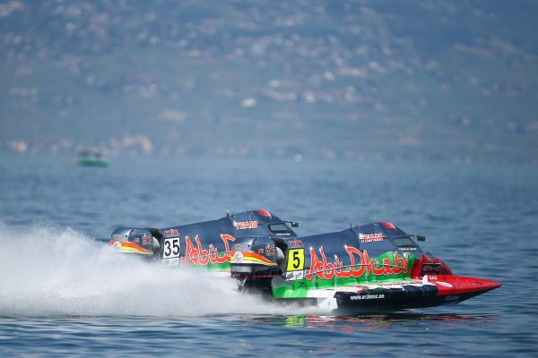 UIM F1 H2O World Championship standings ahead of China Grand Prix