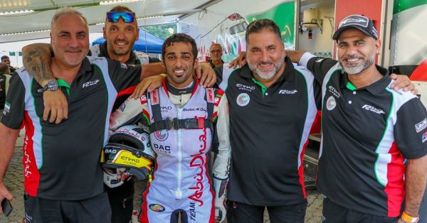 Team Abu Dhabi's Al-Qemzi crushes his rivals to claim start-to-finish F2 victory in Portugal