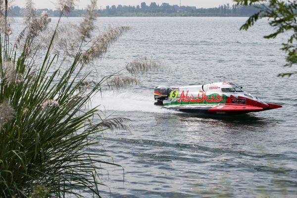 F1H2O GP of Xiangyang China race classification and standings