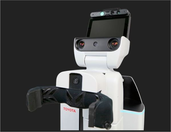 Toyota expanding Robotics Research in Europe