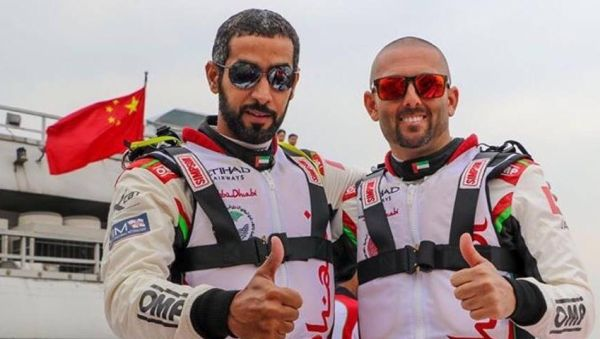 Team Abu Dhabi 4 storms into outright XCAT Series lead with second race win in Hangzhou