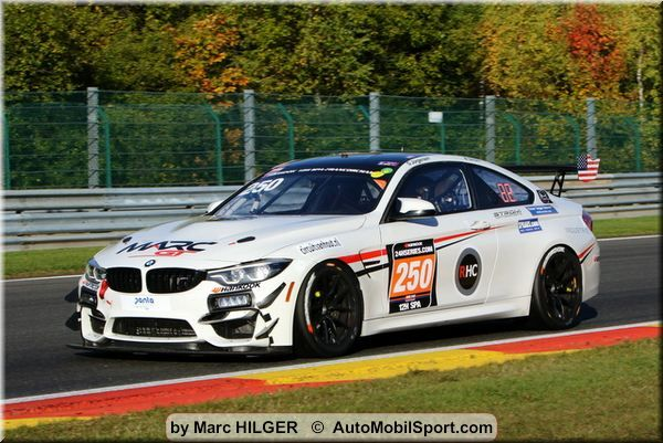 12h Spa: Podiums for BMW teams.