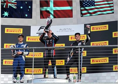 Kory Enders Finishes 3rd and 4th at Circuit of The Americas