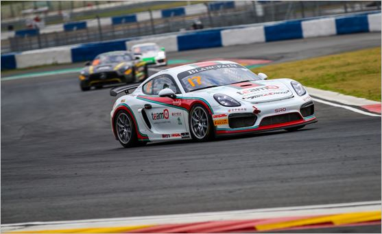 Points finishes for Porsche entries in Blancpain GT Series Asia finale at Ningbo